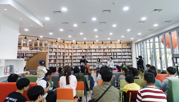 중앙도서관, '한반도 100년의 봄, 그리고 도서관' 콘서트 개최