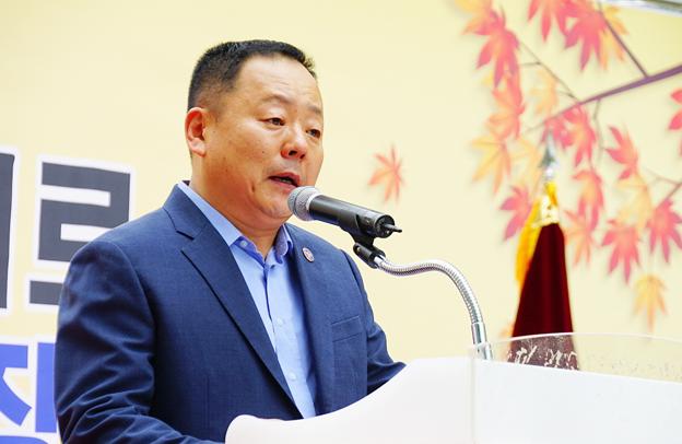 파주署 보안협력위-임진강예술단, 탈북민 위로 잔치 열어