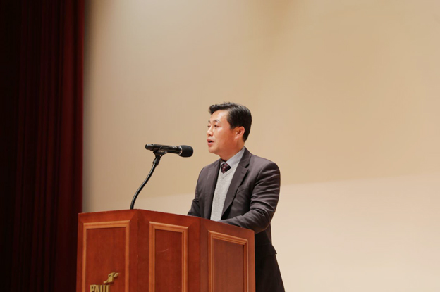 """김신조 목사 안보 초청 강연회... """"북한의 정권은 변하지 않고 오히려 더욱 기세를 높이고 있다"""""""