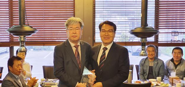 40년 9개월 공직생활 뒤로하는 김정기 부시장